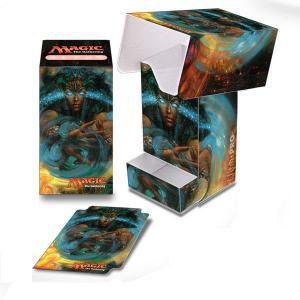 Boites de rangement illustrées Accessoires Pour Cartes Eternal Masters - Deck Box - Force Of Will