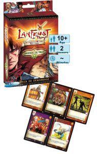 Autres petits jeux Petits Jeux Lanfeust Le Monde De Troy - jeux de cartes - Deck de Démarrage
