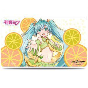 Tapis de Jeu Accessoires Pour Cartes Playmat - Hatsune