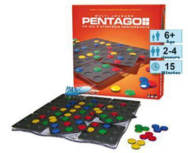 Autres jeux de plateau Jeux de Plateau Pentago Multi Joueurs