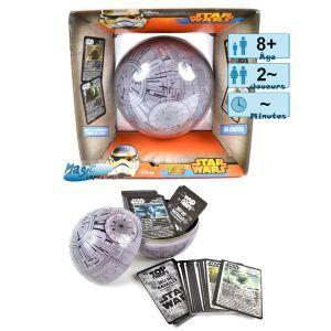 Thème : Espace Jeux de Plateau Coffret Collector Star Wars (2 Jeux De Bataille)