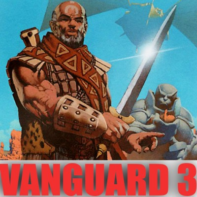 Collections Complètes Vanguard 3 - Set Complet