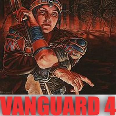 Collections Complètes Vanguard 4 - Set Complet