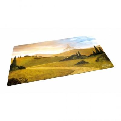 Tapis de Jeu Accessoires Pour Cartes Tapis De Jeu Ultimate Guard - Playmat - Lands Edition Plaine - Blanc - Acc