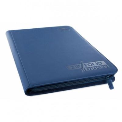 Classeurs et Portfolios  A4 Zipfolio Xenoskin - Bleu