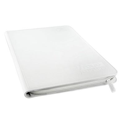 Classeurs et Portfolios  A4 Zipfolio Xenoskin - Blanc