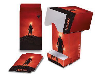 Boites de rangement illustrées Accessoires Pour Cartes Deck Box Ultra Pro - Planeswalkers Full-view - Rouge Chandra - ACC