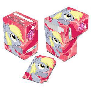 Boites de rangement illustrées Accessoires Pour Cartes Deck Box Ultra Pro - My Little Pony - Muffins (Rose) - ACC