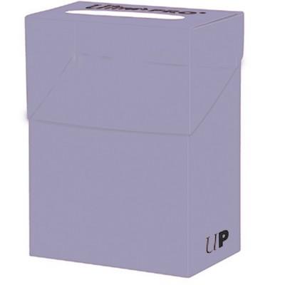 Boites de Rangements Accessoires Pour Cartes Deck Box Ultra Pro Polydeck - Transparent