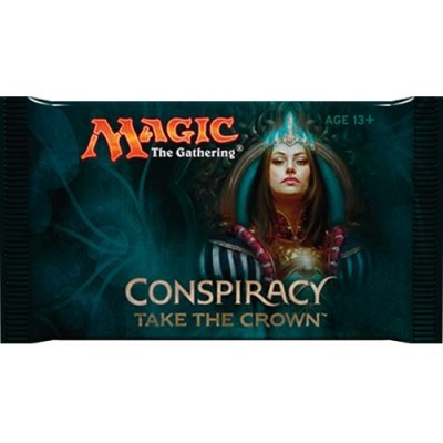 Boosters Magic the Gathering Conspiracy : Take the Crown