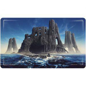 Tapis de Jeu Accessoires Pour Cartes Playmat - Farway Island - John Avon