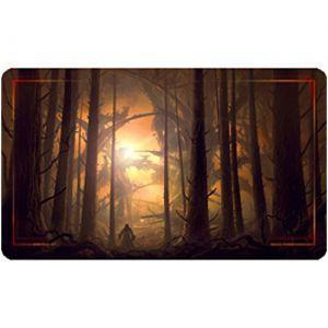Tapis de Jeu Accessoires Pour Cartes Tapis De Jeu - Playmat - Megalis Forest - John Avon Art - ACC