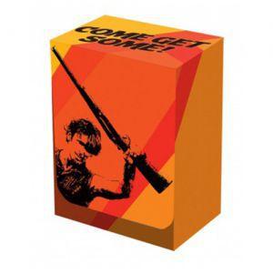 Boites de rangement illustrées Accessoires Pour Cartes Deck Box Legion - Boomstick  - BOX052 - ACC