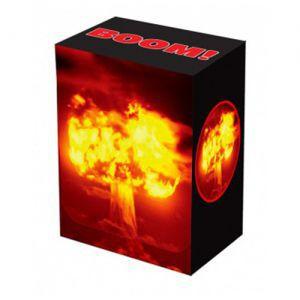 Boites de rangement illustrées Accessoires Pour Cartes Deck Box Legion - Boom! - BOX017 - ACC
