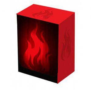 Boites de rangement illustrées  Deck Box - Fire