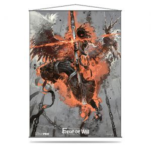 Accessoires Force of Will Force of Will Wall Scroll - Force Of Will - Dark Arla - Acc