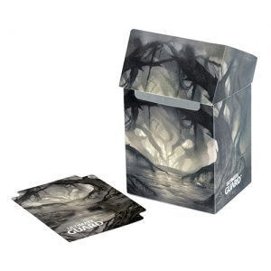 Boites de rangement illustrées Deck Box - Lands Edition Marais