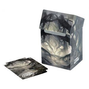 Boites de rangement illustrées Accessoires Pour Cartes Deck Box Ultimate Guard - Lands Edition Marais - Acc