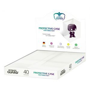 Figurines Funko POP!  1 Boîte de Protection pour Figurines Funko POP! - Ultimate Guard