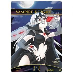 Tokens Magic Magic the Gathering Token/jeton foil - Vampire Knight