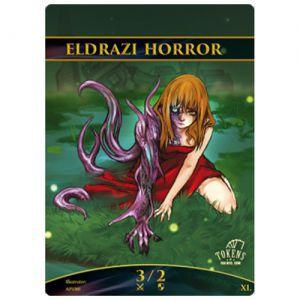 Tokens Magic Accessoires Pour Cartes Token/jeton foil - Eldrazi Horror