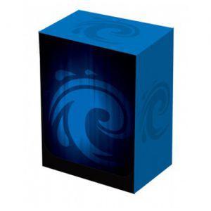 Boites de rangement illustrées Accessoires Pour Cartes Deck Box - Water