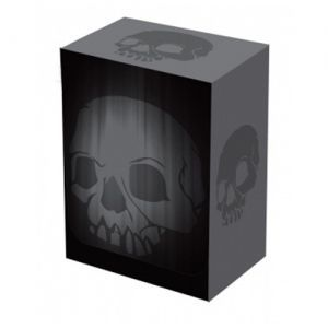 Boites de rangement illustrées Accessoires Pour Cartes Deck Box - Skull