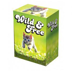 Boites de rangement illustrées Accessoires Pour Cartes Deck Box Legion - Kitten - BOX024 - ACC