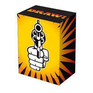 Boites de rangement illustrées  Deck Box Legion - Draw! - BOX049 - ACC