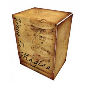 Boites de rangement illustrées Accessoires Pour Cartes Deck Box Legion - Deus Ex Magica - BOX010 - ACC
