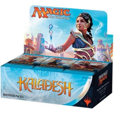 Boites de Boosters Magic the Gathering Kaladesh