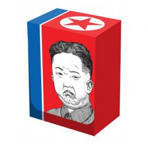 Boites de rangement illustrées Deck Box - Grumpy Kim