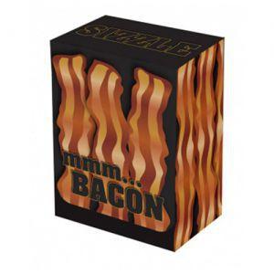 Boites de rangement illustrées Legion - Bacon