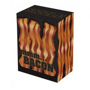 Boites de rangement illustrées Accessoires Pour Cartes Deck Box Legion - Bacon - BOX002 - ACC