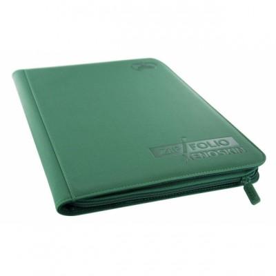Classeurs et Portfolios  A4 Zipfolio Xenoskin - Vert