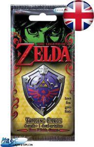Zelda Autres jeux de cartes The Legend of Zelda - Booster - (EN ANGLAIS)
