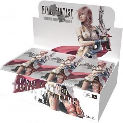 Final Fantasy Autres jeux de cartes Opus 1 - Boite De 36 Boosters