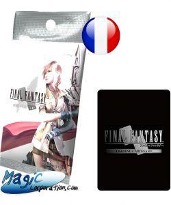Final Fantasy Autres jeux de cartes Booster - Opus 1