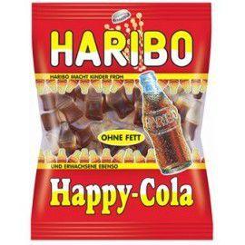 Confiseries  Bonbon - Happy Cola - Haribo