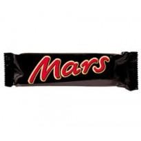 Confiseries Accessoires Pour Cartes Bonbon - Mars - Snack