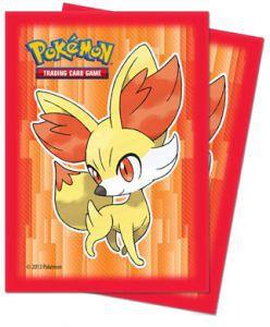 Protèges Cartes illustrées Accessoires Pour Cartes 65 Pochettes Ultra Pro - Pokémon - XY Rouge - ACC