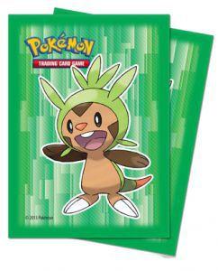 Protèges Cartes illustrées Accessoires Pour Cartes 65 Pochettes Ultra Pro - Pokémon - XY Vert - ACC