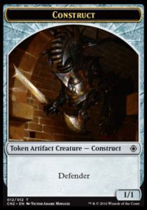 Tokens Magic Token/jeton - Conspiracy : Take The Crown - Construction