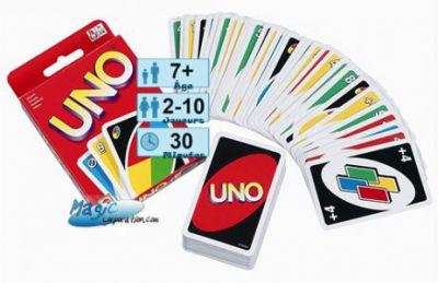 Jeux de cartes Petits Jeux Jeux de cartes UNO