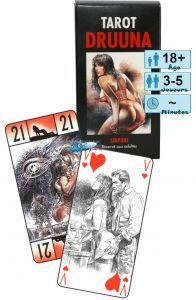 Jeux de cartes Petits Jeux Jeux de Tarot Druuna - Serpieri