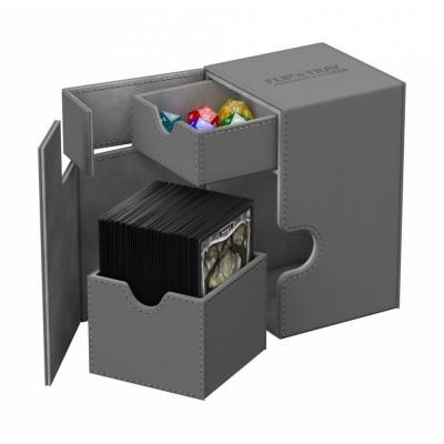 Boites de Rangements  Flip'n'Tray 100+ - Xenoskin - Gris