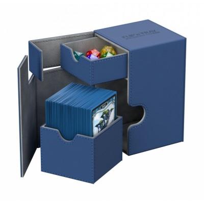 Boites de Rangements  Flip'n'Tray 100+ - XenoSkin - Bleu