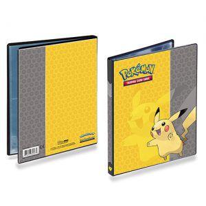 Classeurs et Portfolios Accessoires Pour Cartes Portfolio Ultra Pro - A5 - Pokemon - Pikachu - ACC