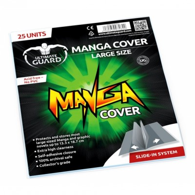 Couvertures Manga - Grand Format par 25