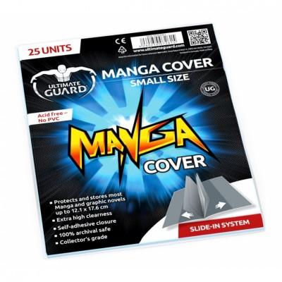 Couvertures Manga - Petit Format par 25